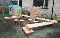 play equipment, school, outdoor, natural